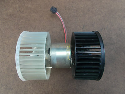 BMW E46 318i 328i E83 X3 Heater Blower Fan SMITHS SM7300-007-01 BMW Part 3453729