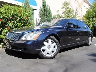 2005 Maybach  CLEAN CARFAX, PRICED TO SELL, MAYBACH 62, HIGHLY OPTIONED, FINANCING AVAILABLE