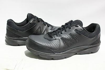 New Balance MW411V2 Men's Athletic Shoes Black Size 10 Extra Wide (4E)