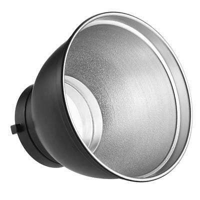 "7""Standard Lamp Shade Reflector Diffuser with Honeycomb Grid for Bowens Mount"
