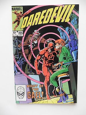 Daredevil #205 VF (Apr 1984, Marvel)