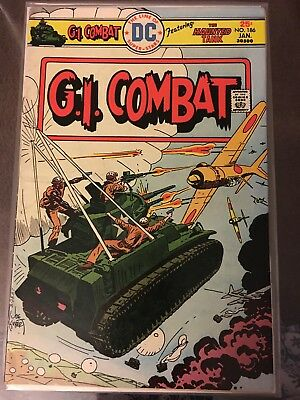 G.I. Combat Issues 186 DC Comics