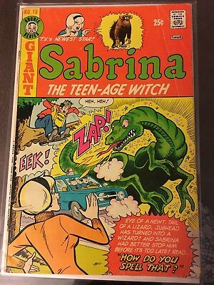 Sabrina The Teenage Witch Issue 16