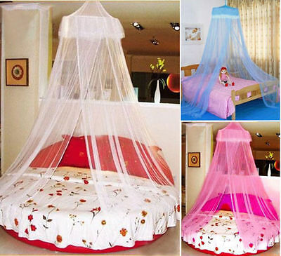 AU Stock House Mosquito Net Bed Single Double King Midge Insect Canopy Netting