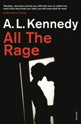 All the Rage by A. L. Kennedy (Paperback, 2015)