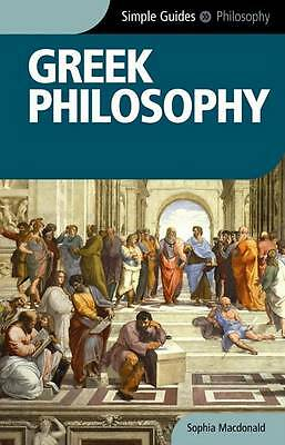 Greek Philosophy by Sophia Macdonald (Paperback, 2009)