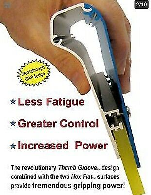 Ergo Force squeegee for screen printing 6 inch 70 durometer