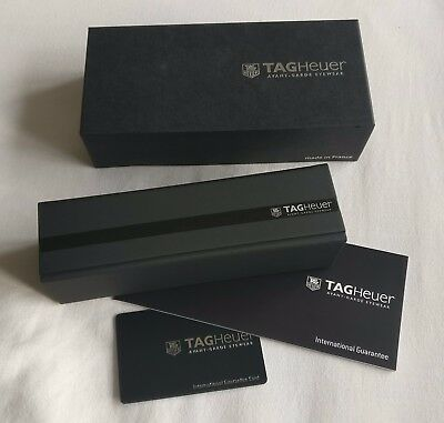 Tag Heuer Glasses Case - New in Box