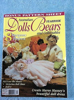 Dolls Bears and Collectables Vol 9 No 1
