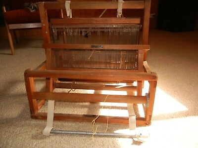 Table top loom - timber - small