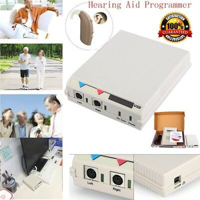 Hearing Aid Programmer mini PRO USB Compatible with All Hearing Aids as Hi-Pro O