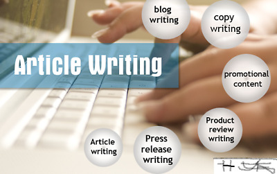 Articles Writing Services for the Digital World