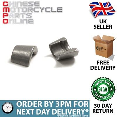 50cc Scooter Inlet/Exhaust Collets 139QMA 139QMB for Lexmoto FMR 50 WY50QT-58R