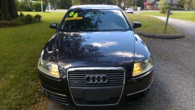 2006 Audi A6  2006 Audi A6 3.2L  BEAUTIFUL