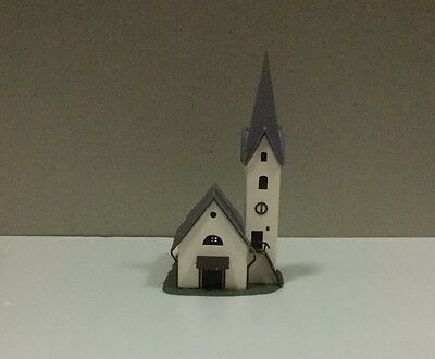 n scale Church Building for layouts