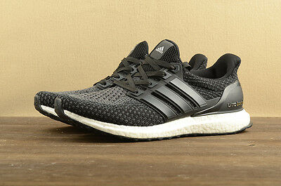 Adidas ultra boost ub 2.0 Men's Running Trainers Shoes - black