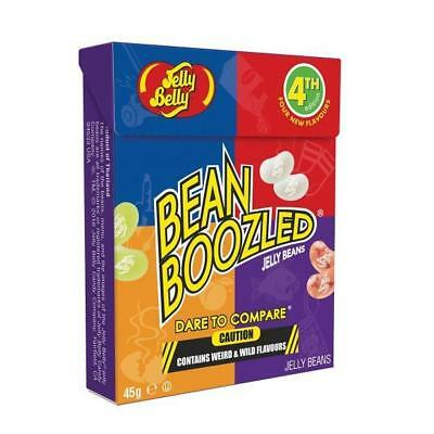 Jelly Belly Bean Boozled 45g Box 4th Edition Beanboozled FAST UK DISPATCH