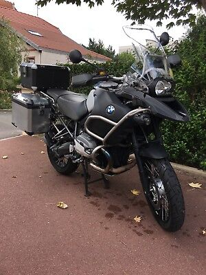Bmw R 1200 Gs Adventure Triple Black 2013