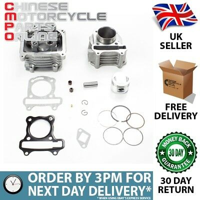 80cc Big Bore Kit Complete 139QMA 139QMB (TECK11H)