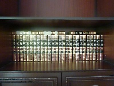 Funk & Wagnalls New Encyclopedia - 29 Volumes (Bram, Phillip, Dickey)