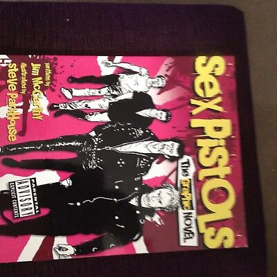 The Sex Pistols The Graphic Novel Book