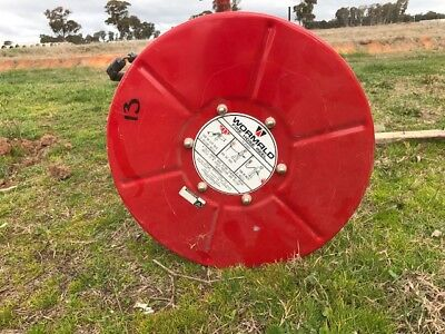Wormald 1980 Fire Hose Reel with Fixing Bracket