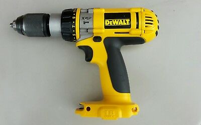 dewalt dc988 18v xrp 3speed hammer drill in good working order