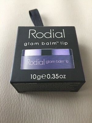 Rodial Stemcell Super-Food Glam Balm Lip FULL SIZE JAR 10g. NEW & Boxed
