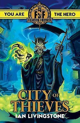 Fighting Fantasy: City of Thieves by Ian Livingstone (Paperback, 2017)