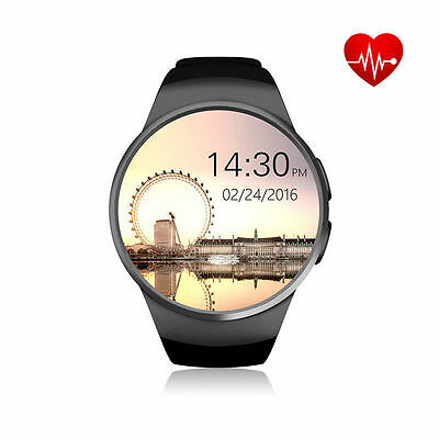 Waterproof Bluetooth Smart Watch SIM GSM Phone Mate For Android iPhone Samsung