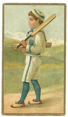 Cricket player ~ Lion Coffee trade card