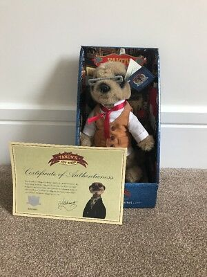 Compare The Market Meerkat Toy Yakov Soft Plush Brand New