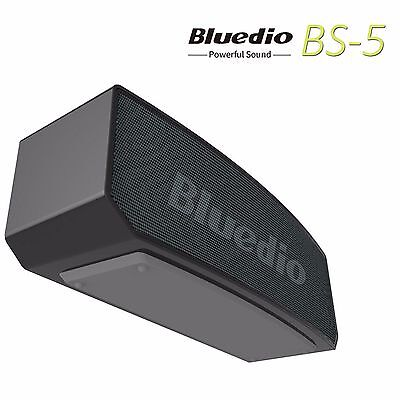 Bluedio BS-5 Bluetooth Portable Speaker Wireless Loudspeaker 3D Sound System Mic