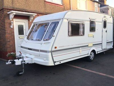 Tab 320 Off Road Caravan 163 4 700 00 Picclick Uk