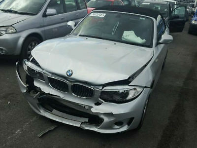 2013 BMW 118 2.0TD d Exclusive Edition CAT D DAMAGE SALVAGE REPAIRABLE