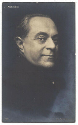 Vladimir de Pachmann, Pianist and Composer, RP Postcard by Histed, Unused