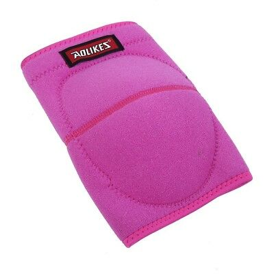 (M, Pink) - Cocohot Outdoor Anti-slip Knee Pads Thickening Sponge Warmth Protect