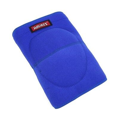 (L, Blue) - Cocohot Outdoor Anti-slip Knee Pads Thickening Sponge Warmth Protect