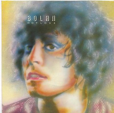 "Bolan - Hot Love - 7"" Single"