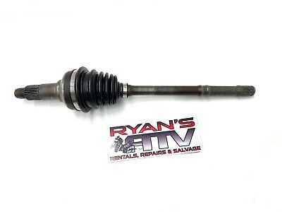 2013 Yamaha Grizzly 700 Front Right Axel