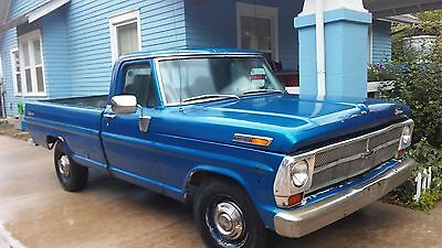 1968 Ford F-250  1968 ford F250