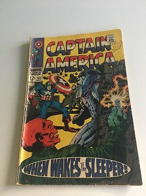 CAPTAIN AMERICA #101 Marvel Comics
