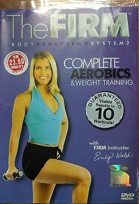 The Firm Body Sculpting System 2 Complete Aerobics & Weight Training DVD