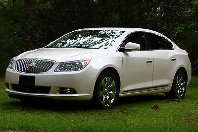 2012 Buick Lacrosse leather 2012 buick lacross, v-6, leather,106K miles, everything works, excellent car.
