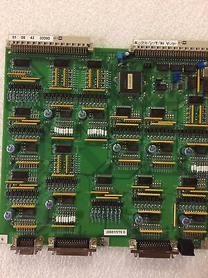 Edm Charmilles (Agie Charmilles) Pcb In/out I/o 96, P/n 208517770