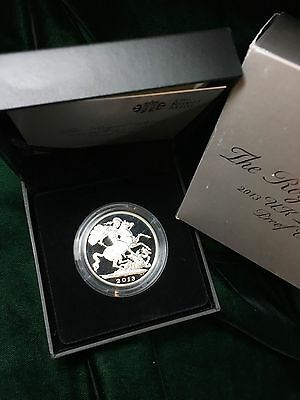2013 The Royal Birth UK £5 Silver Proof Coin