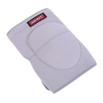 (L, Grey) - Cocohot Outdoor Anti-slip Knee Pads Thickening Sponge Warmth Protect