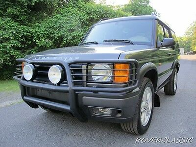 2002 Land Rover Discovery SE 2002 LAND ROVER DISCOVERY II SE ... 94,891 Original Miles