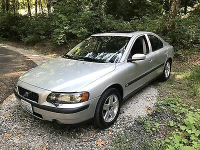 2004 Volvo S60 T5 Volvo S60 T5, Manual trans, 107k miles, 247 hp, leather, heated seats, sunroof