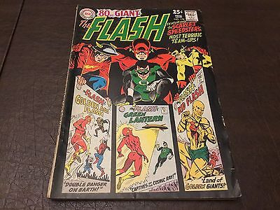 The Flash #178 VG+ 80 Page Giant!!!